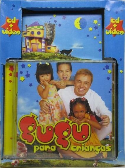 Kit Cd + Vhs Gugu - Para Criancas (914311)