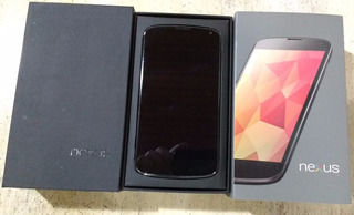 Lg Google Nexus 4 16gb - Touch Com Problema (defeituoso)