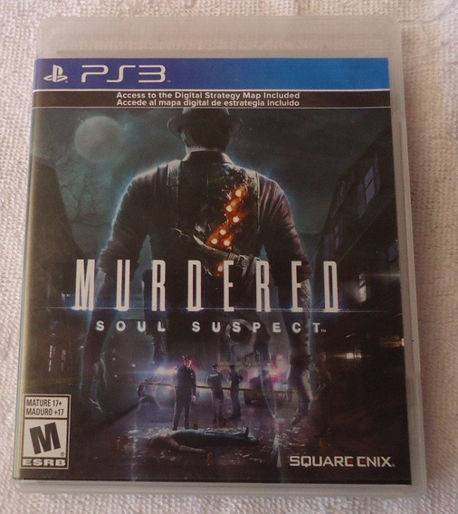 Murdered Soul Suspect Ps3 ** Leia