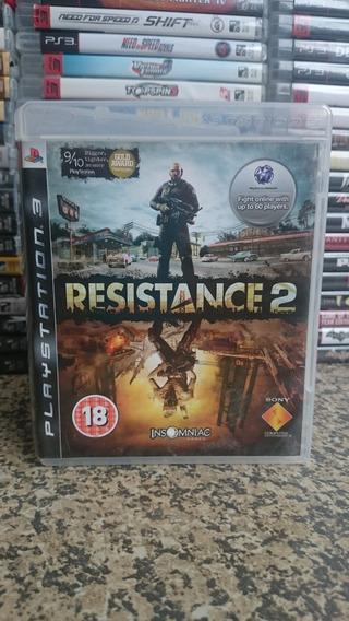 Resistance 2 Ps3 Midia Fisica-frete R$10