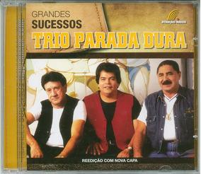 Cd - Trio Parada Dura-grandes Sucessos