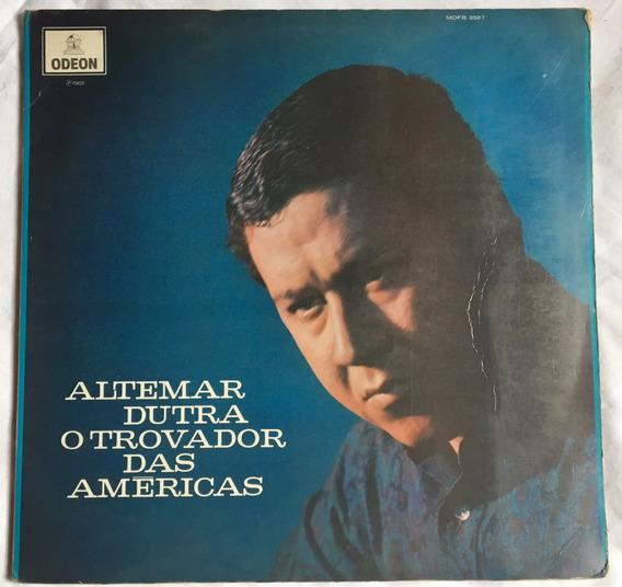 Lp Altemar Dutra - O Trovador Das Américas
