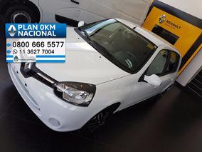 Clio Mio 5p 0km Cuota Plan Nacional Blanco 2016 Renault 1