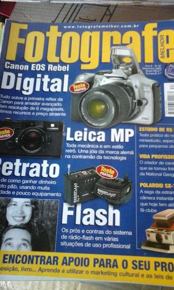 Revista Fotografe Melhor N97 2003