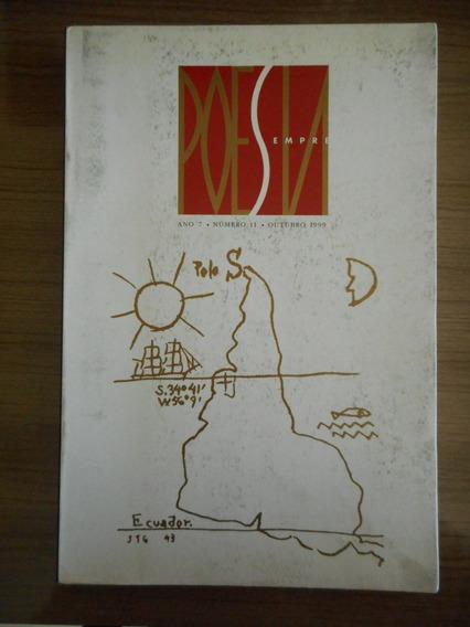 Livro Poesia Sempre- Fundação Biblioteca Nacional
