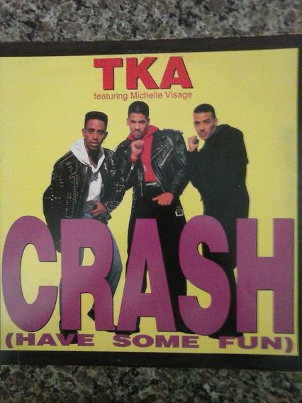 Vinil Tka Crash Single 12