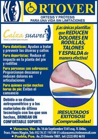 Plantillas Ortopedicas Para Reducir El Dolor De Rodillas.