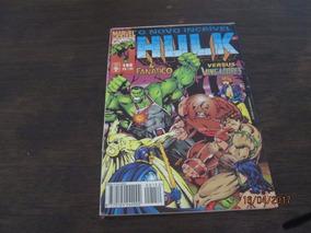 Gibi O Novo Incrível Hulk, Fanático Versus Vingadores