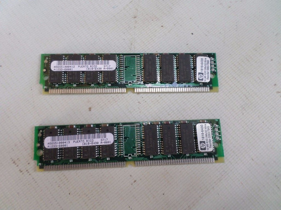 Par De Memoria Edo 16 Mb 4mx32-60ns Hp