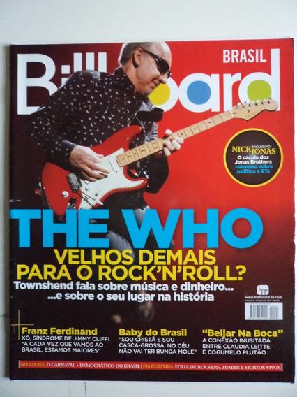 Revista Billboard Brasil - N 6 - Março De 2010