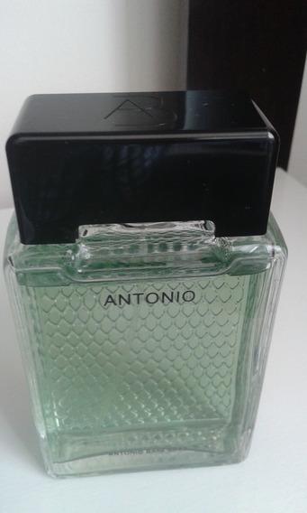 Perfume Antonio Antonio Banderas Raríssimo 95/100ml S/caixa