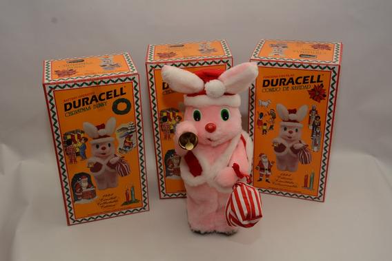 Conejo Duracell Navidad Super Edicion 1994-coleccionable
