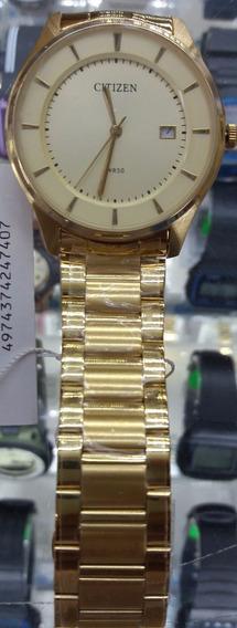 Reloj Citizen Gold Hombre Bd0022-59a Original Envios!!!!