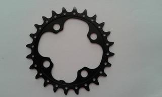 Coroa Shimano Slx 10v 24t Ciclismo Bicicleta Mtb Transmissão