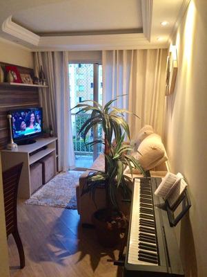 Apartamento Em Itaquera - 2 Dorm 1 Vaga - Chácara Das Flores
