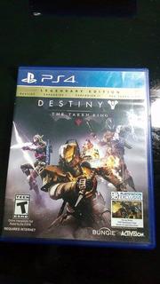Destiny The Taken King Ps4 (con Codigo)