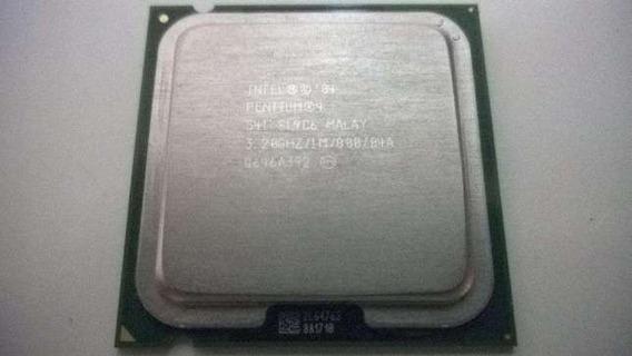 Processador P4 Intel 3.2ghz Skt 775 P/pc. Envio Td.brasil