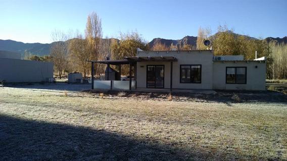 Casa En Uspallata Barrio Privado
