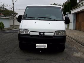 Peugeot Boxer Minibus Ano 2011 16 Lugares Teto Baixo