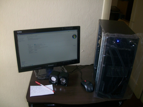 Cpu Athlon 5150 1.6ghz-hd160gb-4 Giga Ram Novissimo