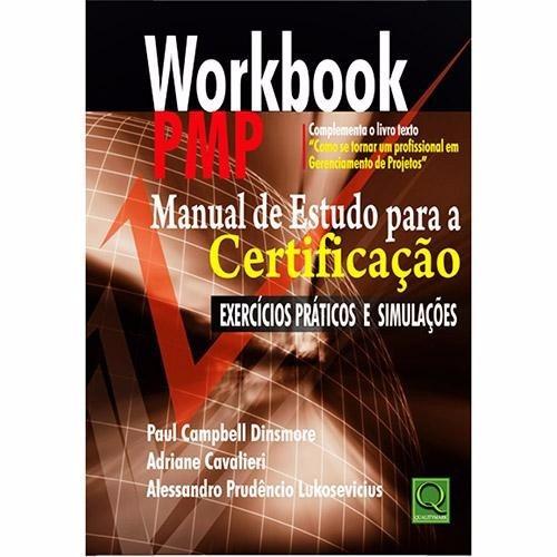 Workbook Pmp, Manual De Estudo P/ Certificação