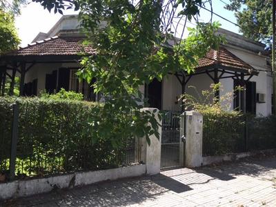 Casa De Estilo En La Mejor Zona Del Prado