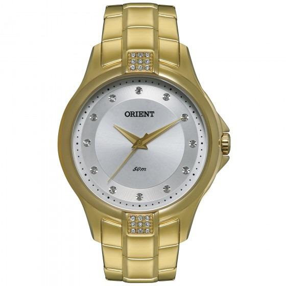 Relógio Orient Fgss0037 S1kx Feminino Dourado - Loja Refinado