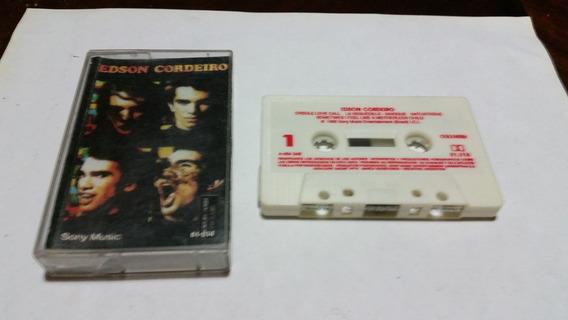 Edson Cordeiro Cassette Nacional