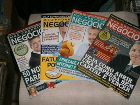 Meu Proprio Negocio Pacote Com 16 Revistas Por R$ 30,00