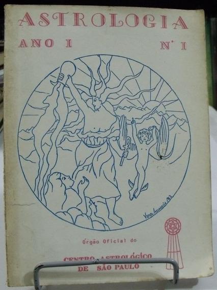 Astrologia Ano I - Centro Astrológico De São Paulo