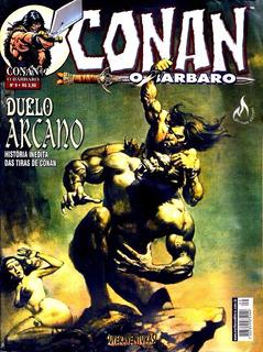 Hq - Conan, O Bárbaro #9