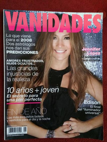 Revista Importada Vanidades Jennifer López John Malkovich