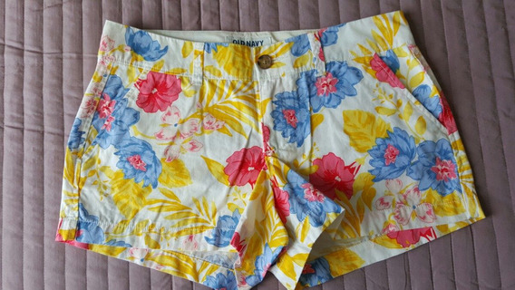 Old Navy/gap-short Estampado-talle S-recien Llegado!