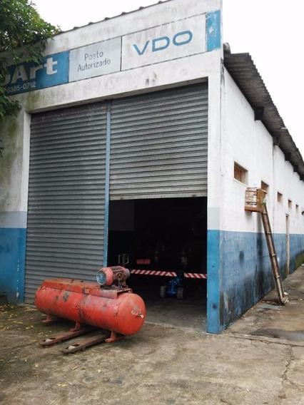 Galpão Comercial Em Itanhaém Ref. 32