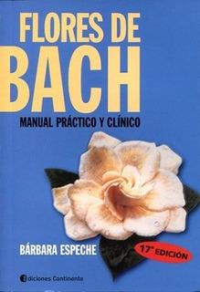 Flores De Bach Manual Practico Y Clinico Barbara Espeche