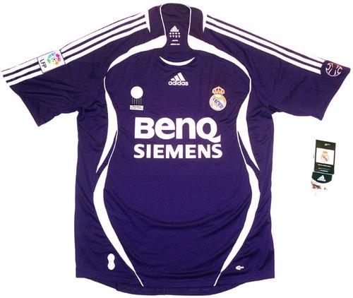 Camisa Real Madri Temporada 2006-07, G !!!