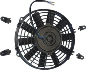 Eletro Ventilador Universal 9 Polegadas 24 Volts Novo