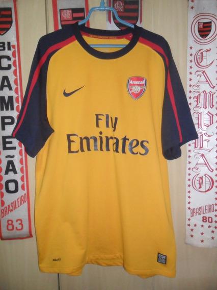 Camisa Arsenal (nike / Made In Indonésia )