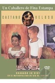 Caetano Veloso - Un Caballero De Fina Estampa Dvd P
