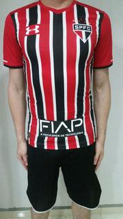 Camisa Oficial De Jogo Do Spfc