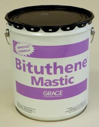 Bituthene Masic Grace Resina Caucho/asfalto Impermeabilizar
