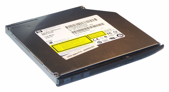 Gravadora Hp Elitebook 2530p Cd-rw Dvd ± Rw Pn 492559-001