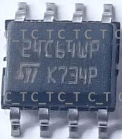 Memoria Eprom Soic 8 24c64 - Envio Por Carta
