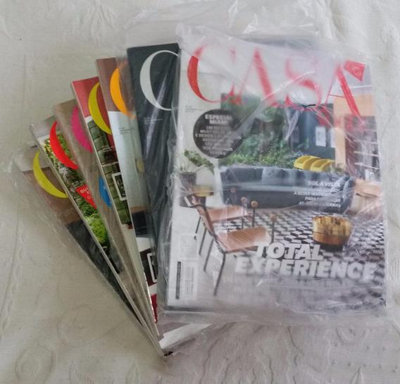 Revista Casa Vogue 2015 - Diversos Números - R$ 11,00 Cada