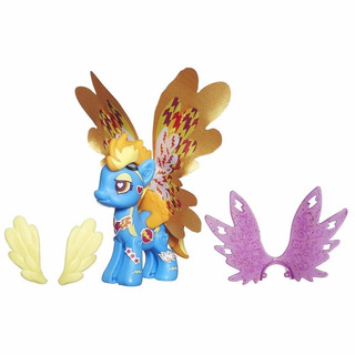 My Little Pony Pop Armar Decorar Wonderbolt Spitfire