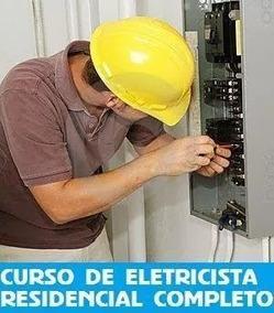 Curso De Eletricista Residencial Em Vídeo