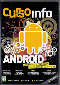 Cd-rom - Curso Info - Android