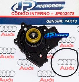 Bomba D' Agua Audi A3 A4 A5 Q5 Tt 2.0 Tfsi Apos 09 Jp003078