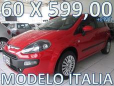 Fiat Punto Italia 1.4 Flex Entrada + 60 X 599,00 Fixas