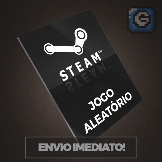 Jogos Steam Aleatório - Pc Game - Key Original